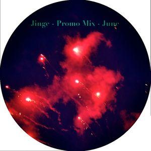 jinge // Promo Mix // June