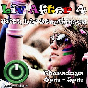 Liv after 4 with Liv Stephenson on IO Radio 250615