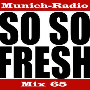 Munich-Radio Mix 65 (Christian Brebeck) 19.01.2014