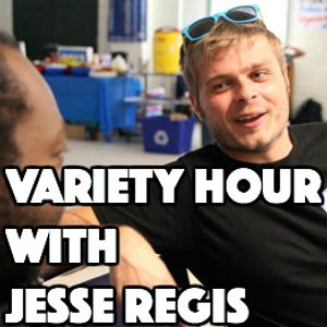The Variety Hour with Jesse Regis #1511: Kickin' it at Brooklyn Vinyl Works with Sleeping Bag Record