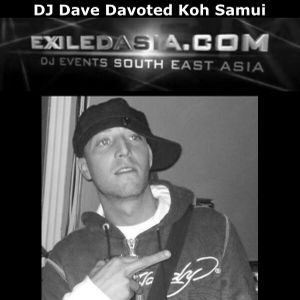DJ DAVE DAVOTED EAZY DEEP MIX EXILED ASIA MAY 2015