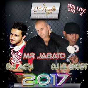 DJ ACH - DJ LIL GHOST - Mr JABATO   Vol - 2