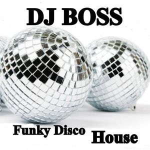 DJ BOSS Funky Disco House Party Vol.10