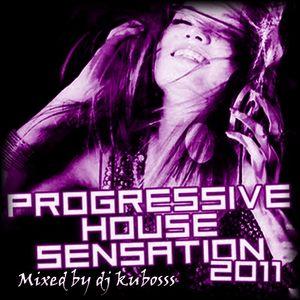 Progressive house sensation 2011