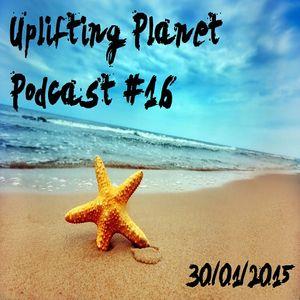 Anton Shuvalov - Uplifting Planet Podcast#16 (30.01.2015)
