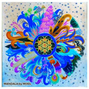 Mandala by Mixel