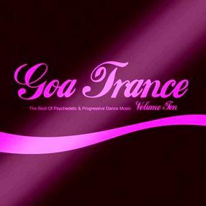 Goa Trance Volume 10 Mixed By Dj Eddie B (2009