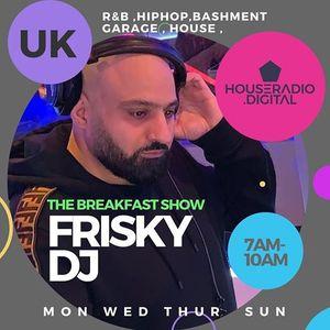 FRISKY DJ