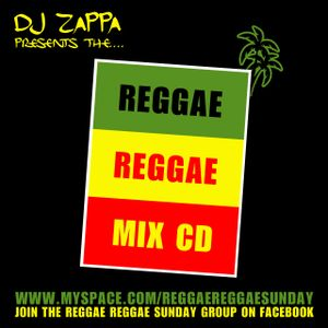 Reggae Reggae Mix CD