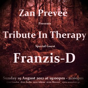 Franzis-D Guest on Tribute In Therapy (Aug 19, 2012)
