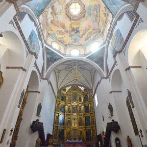 Retablo de San Bernardino de Xochimilco