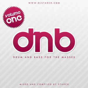 DJ Starch – DNB – For The Masses Volume #02