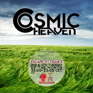 Cosmic Heaven - Escape To Trance 015 (12.11.2013) [Tranceradio.FM]