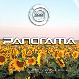 Panorama @ Prime FM 014 | Mixed by Tamas Jambor | 20140710
