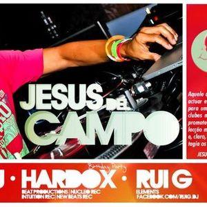 Jesus Del Campo - Live @ El Divino, Cernache, Portugal (19.11.2011)