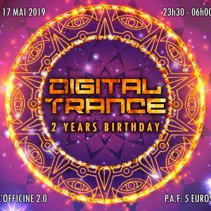 Live @ Digital Trance #09 (2019.05.17)