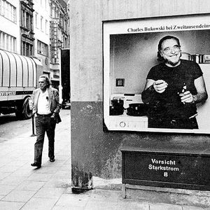 "BlakMagikSociety presents Charles Bukowski ""The Genius Of The Crowd"""
