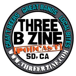 Three B Zine Podcast! Episode 87 - Three Amigos Ride Again