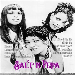 One Love 21 ft Salt N Pepa (mixed by DJ StonyGjal)