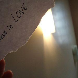 Believe in Love ? :-)