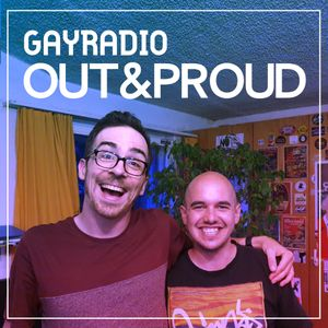 Renato Kaiser | GAYRADIO Out&Proud vom 21.07.2019