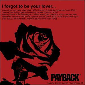 PAYBACK Vol 27 November 2004