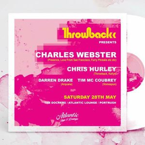 """Warmup Set before Charles Webster @ """"Throwback"""" in Northern Ireland - MAY 28th 2016"""