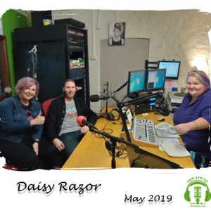 Interview with Daisy Razor , on The Local - SA - 16 May 2019