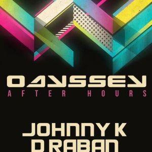 D. Raban Live @ Odyssey After-Hours June 2012