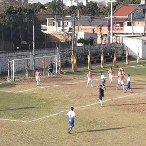 2do tiempo de la victoria sufrida de San Jorge sobre Quilmes por 2 a 1.