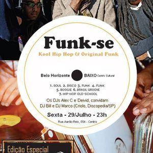 Funk-se no Baixo! Especial 4 anos de DUB Parte 2