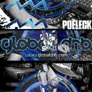 Poeleck Live show 7-7-2016 UK Birmingham radio station www.globaldnb.com