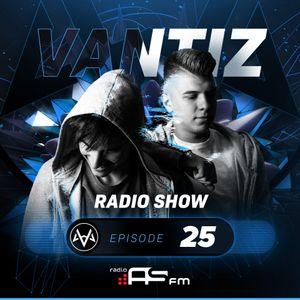 Vantiz Radio Show 025