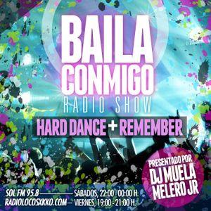 BailaConmigo RadioShow 26-Julio-2013