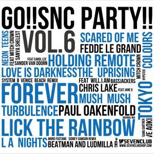 Go!!SNC!!Party!!vol.6