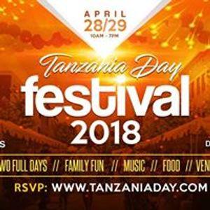 TANZANIA DAY 2018 Promo Mix (Dj PHYFE)