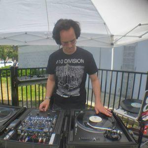 DJ ARM 18 at Sundaze, Steel Pub, Bethlehem, PA, June 2015, Old School Breaks