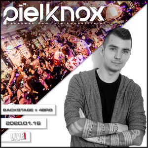 Piel Knox - One Night in Backstage 2020.01.16. @ 4Bro Downtown, Budapest