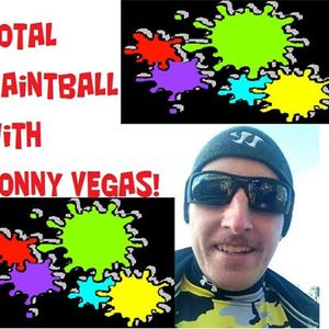 Total Paintball with Jonny Vegas!