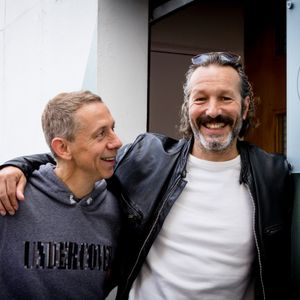 Gilles Peterson with DJ Harvey // 29-09-17