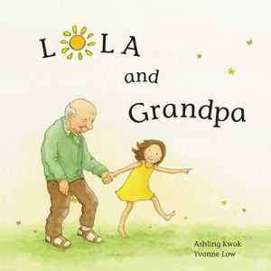 By the Book Episode 50 Picture Book Review - Lola and Grandpa from Little Pink Dog Books