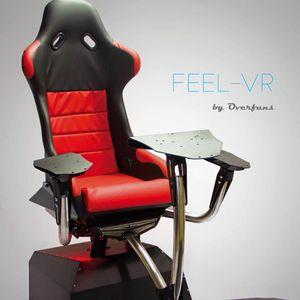 Горизонт Событий – сезон 1 эпизод 7 –  Устройства виртуальной реальности: Feel-VR (17.05.2016)