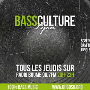 Bass Culture Lyon - S8ep04a - Sherlock