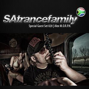 SAtrancefamily Special Guest Set - Alex M.O.R.P.H.