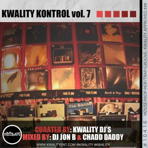 Kwality Kontrol Vol 7 (April 2016) Jon B & Chadd Daddy