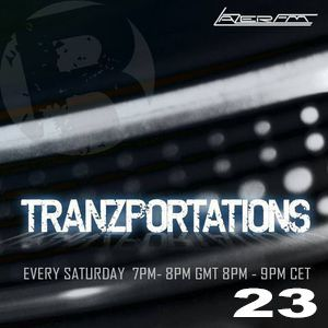 Tranzportations Part 23 - Guest Mix By Telepathy