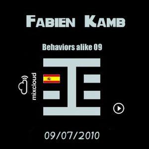 Fabien Kamb - Behaviors alike 09 - Behaviors Proton Radio August 8th,2010
