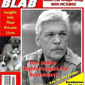 96.1: Tom Atkins Fights Puppies for Supremacy