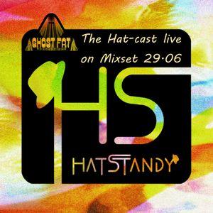 Hat-cast on Mixset radio 29.06.18
