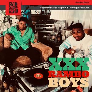 Rambo Boys 24 @ Red Light Radio 09-21-2019